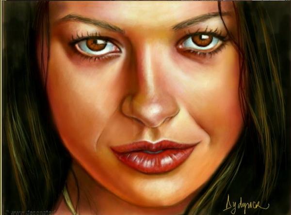 Catherine Zeta-Jones by dydyrock
